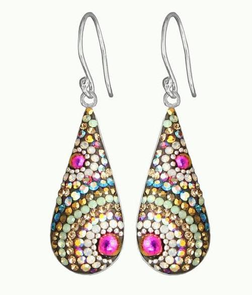 Mosaico Sterling Earrings