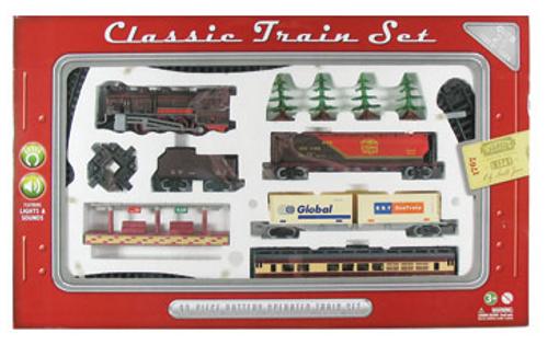Deluxe Classic Train Set, 40-Piece
