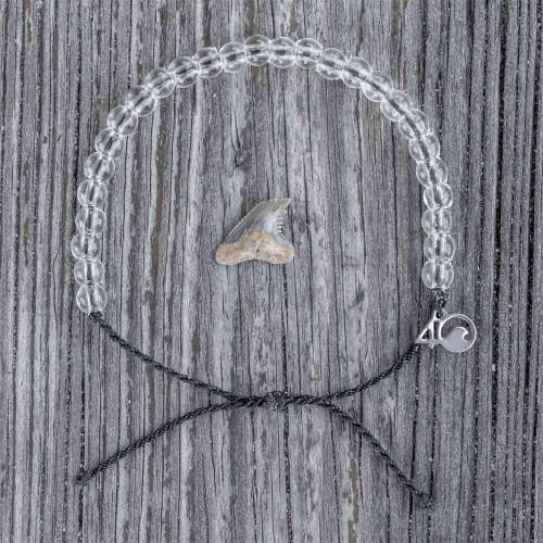 4Oceans Shark Beaded Bracelet