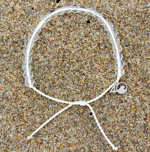 4Oceans Polar Bear Beaded Bracelet