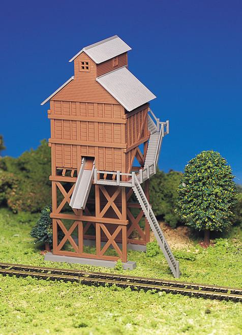 Coaling Station Plasticville Kit HO Scale