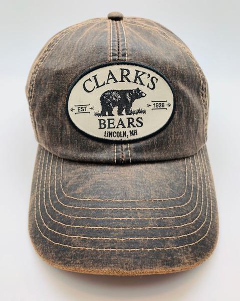 Clark's Bears Baseball cap