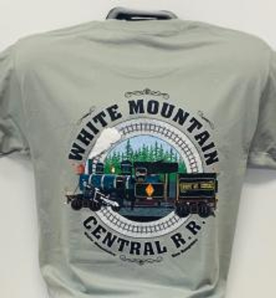 White Mt. Central RR Tee