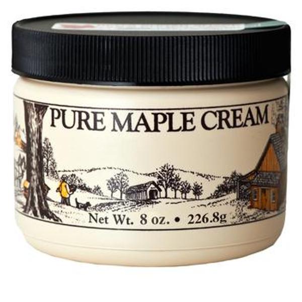 Maple Cream - 8 oz.