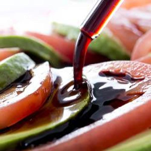 Fig Balsamic Vinegar 375 ml. Bottle