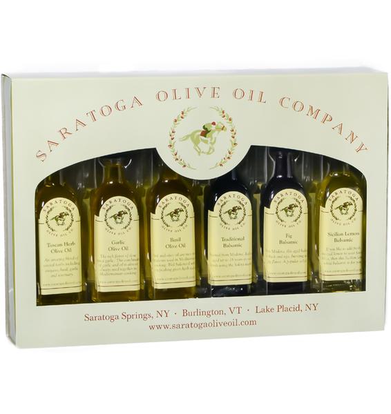 Oil & Vinegar Variety 6 Pack 60 ml.