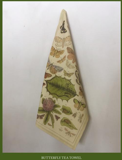 Tea Towel - Butterfly Magic