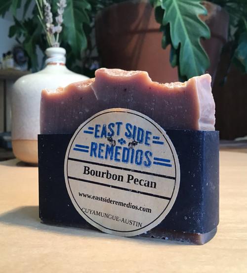 Bourbon Pecan Soap