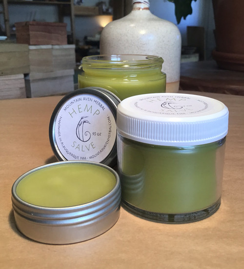 Hemp Salve (Extra Strength)