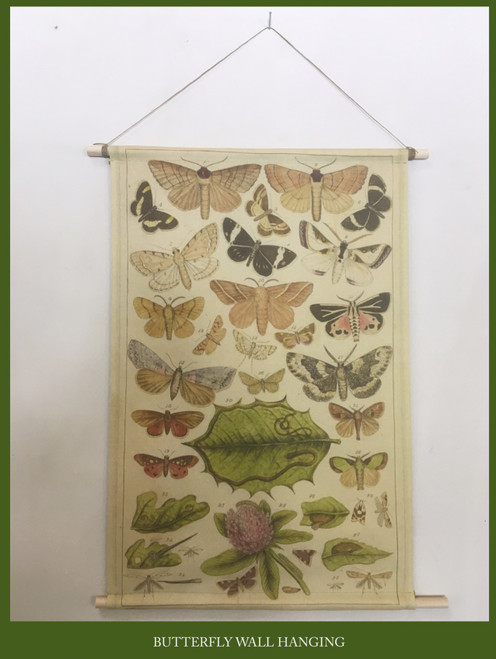 Wall Hanging - Butterfly Magic