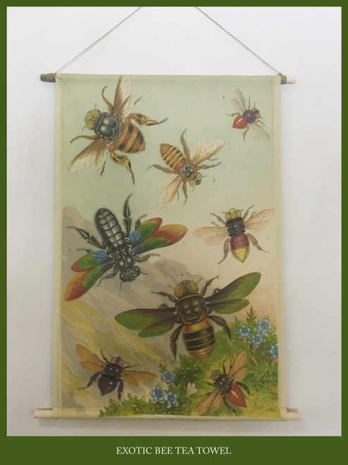 Wall Hanging - Exotic Bee