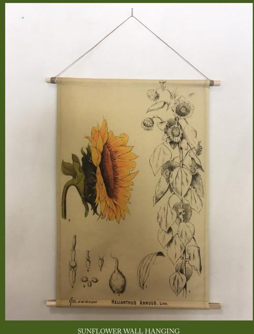 Wall Hanging - Sunflower Magic