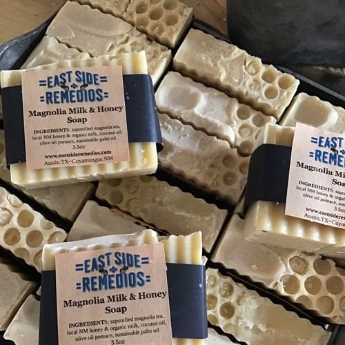 Magnolia Milk & Honey Soap