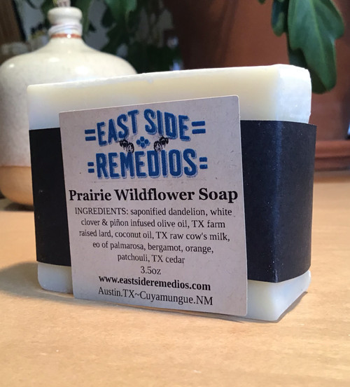 Prairie Wildflower Soap