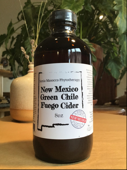 NM Fuego Cider