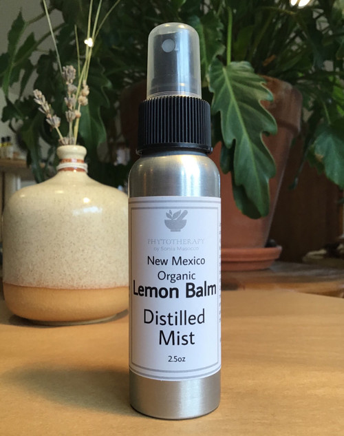 Distilled Mist - Lemon Balm