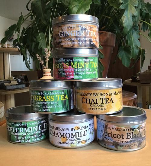 Tea: Chamomile Herbal Tea Bags
