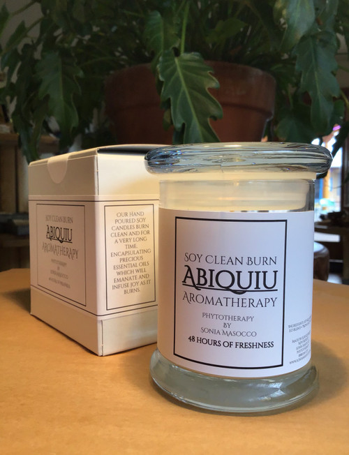 "Candle: ""The Abiquiu"" - Spa Collection"