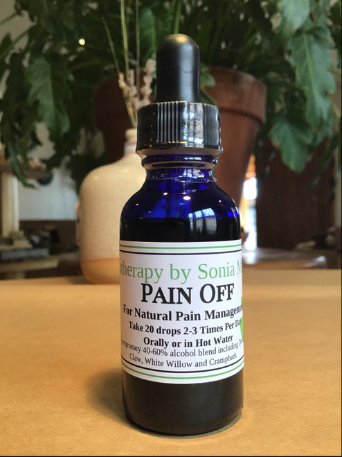 Pain Off Tincture