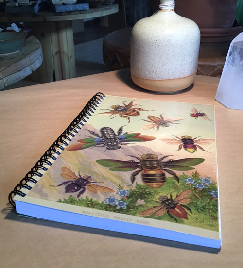 Exotic Bee Notebook