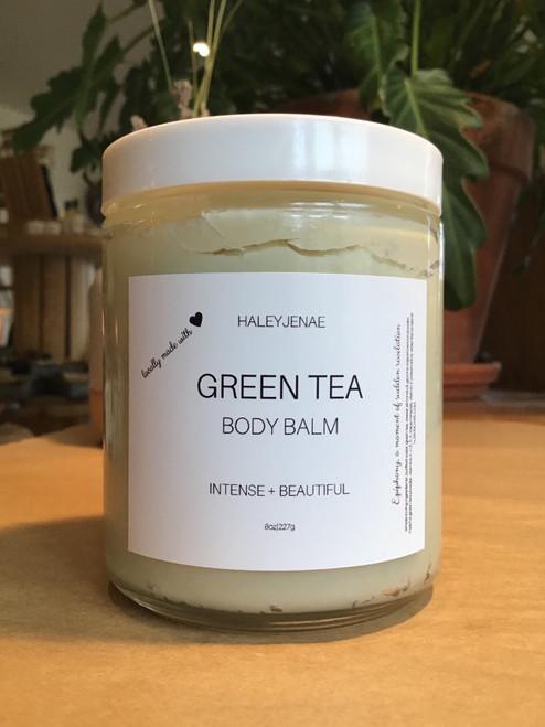 Green Tea Body Balm 8oz