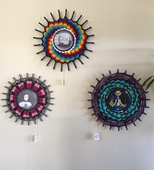 Liliana Rondon Woven Mandala