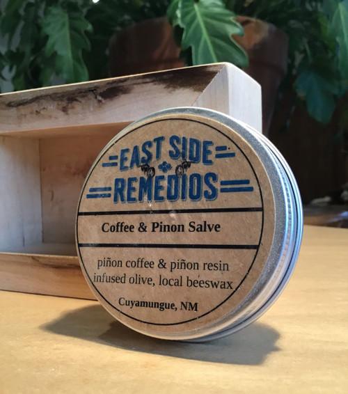 Piñon & Coffee Salve