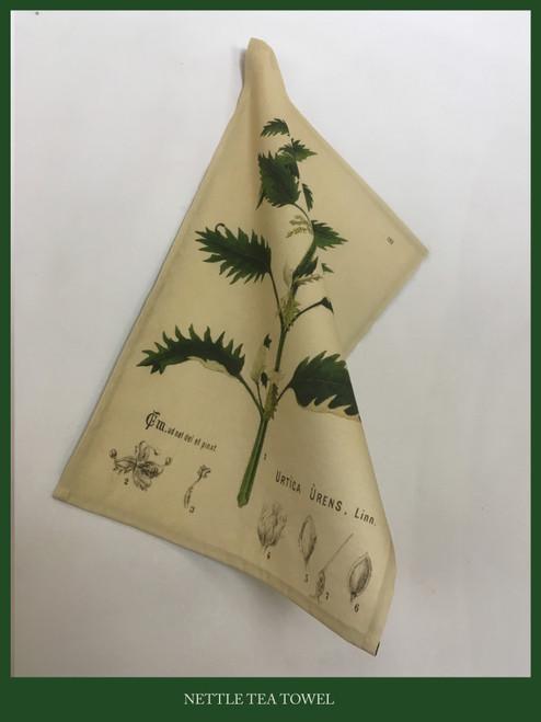Tea Towel - Stinging Nettle