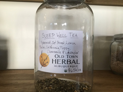 Sleep Well Tea Blend