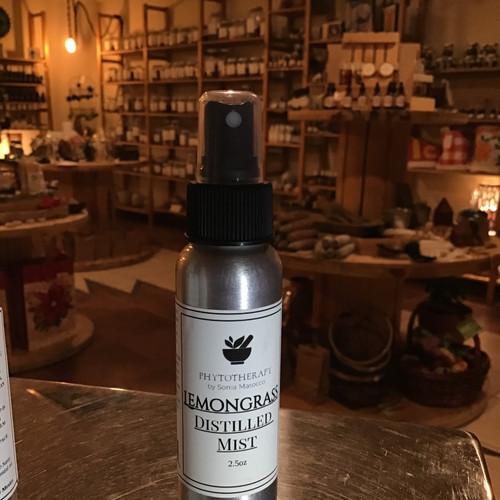 Distilled Mist - Lemongrass