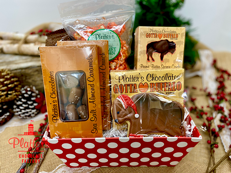 Platter's Chocolates Buffalo Holiday Basket