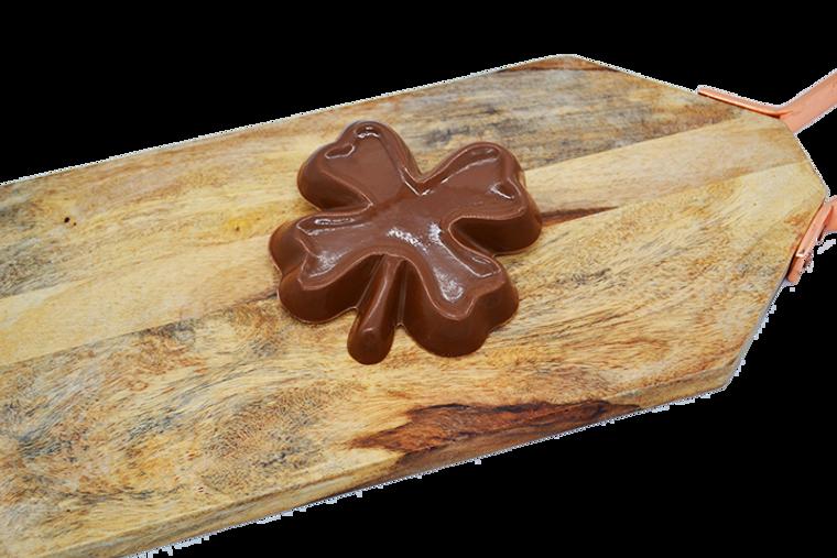 Platter's St. Patrick's Day Chocolate Shamrock