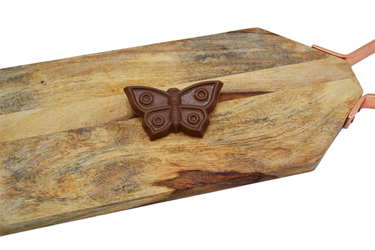 Platter's Chocolate Butterfly