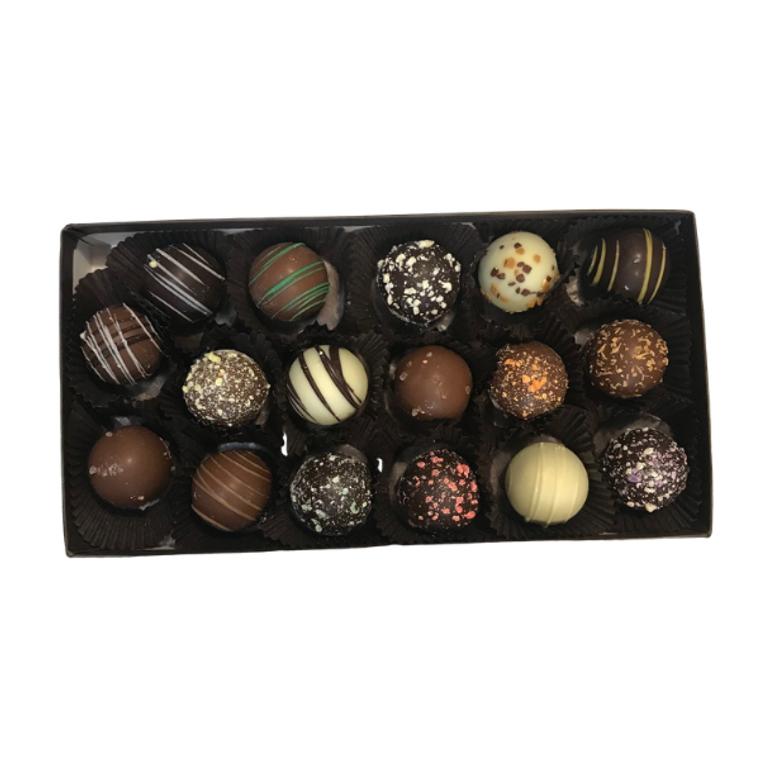 Platter's Chocolates 8 oz. Truffles