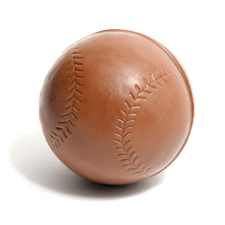 Chocolate Baseball in Milk Chocolate or Orange Chocolate