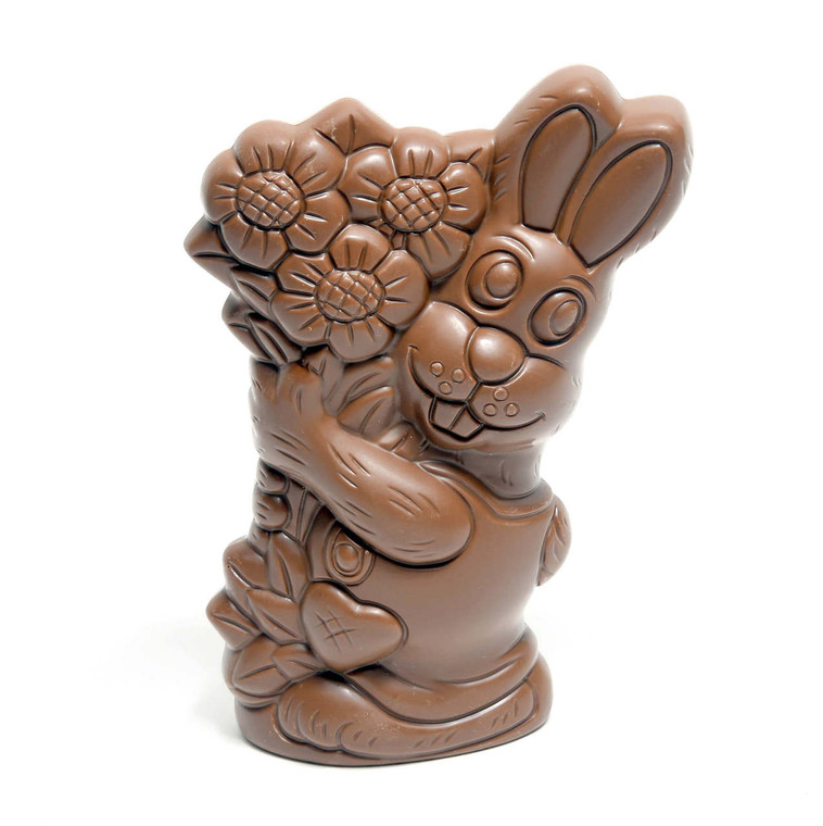 Chocolate Big Joe Bunny in Milk Chocolate or Orange Chocolate