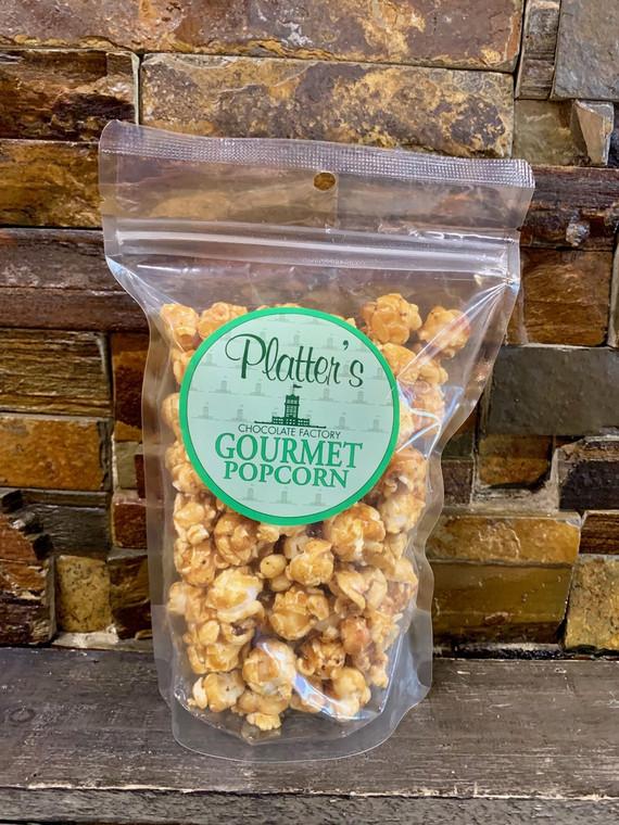 Gourmet Caramel Cashew Popcorn