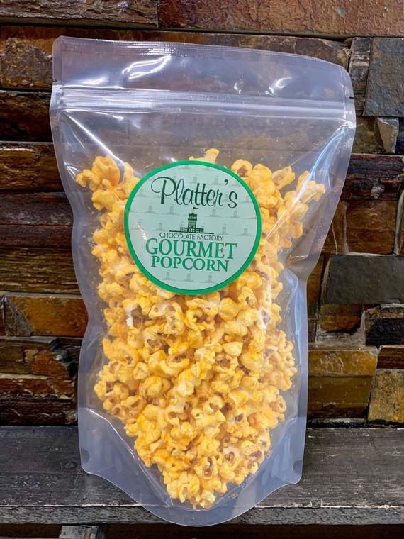 Gourmet Cheddar Popcorn