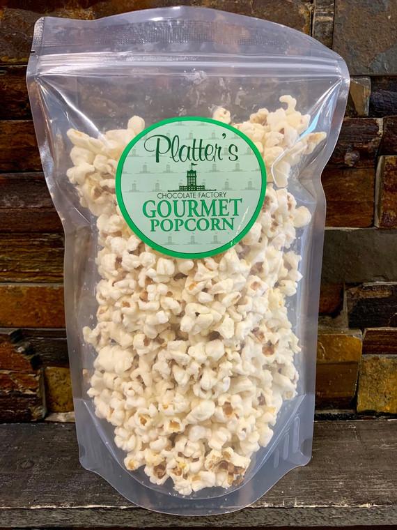 Gourmet Parmesan Garlic Popcorn