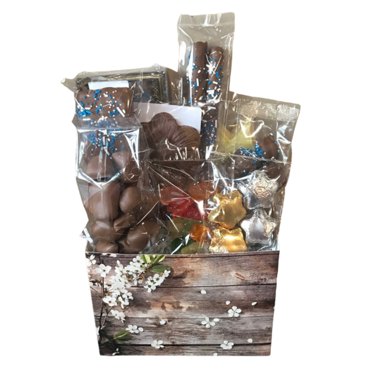 Deluxe Mother's Day Treat Basket