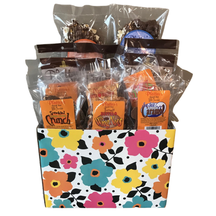 Large Snack Size Mother's Day Basket