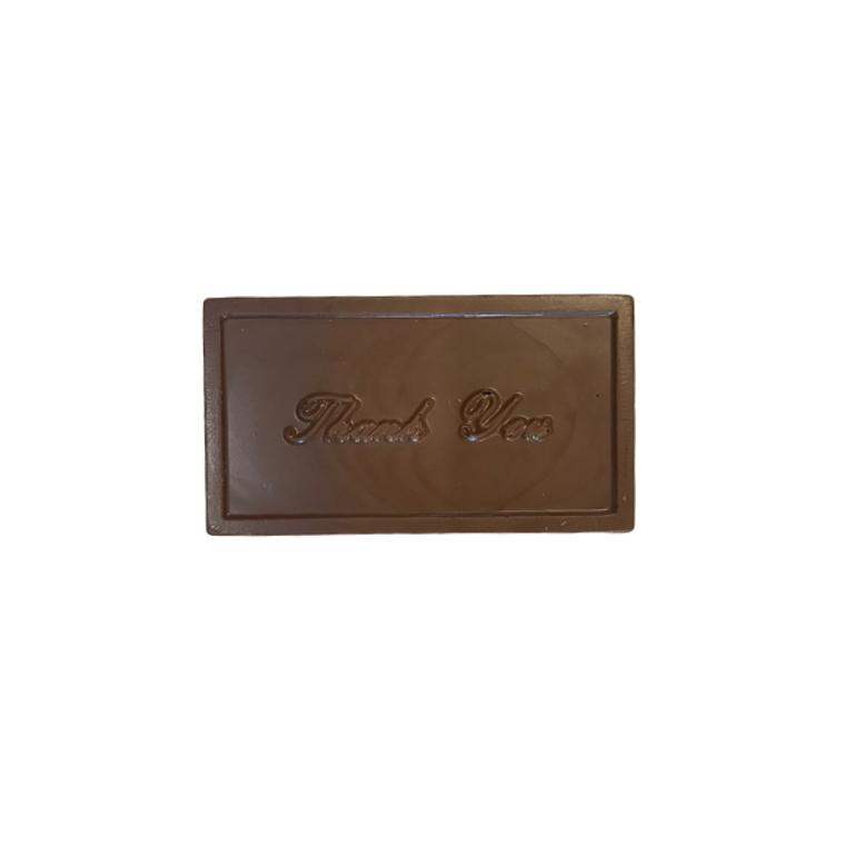 Platter's Chocolates Thank You Bar