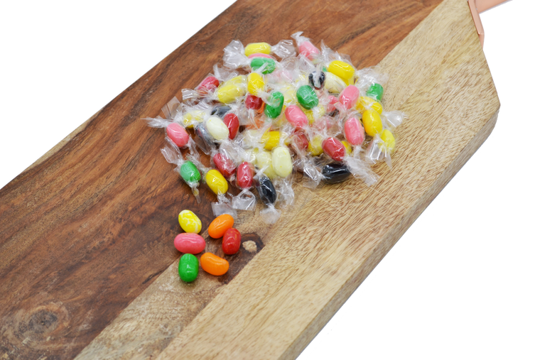 No Sugar Added Jelly Beans