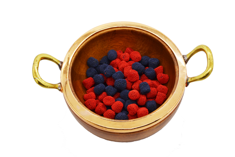 Strawberries & Blueberries Candy