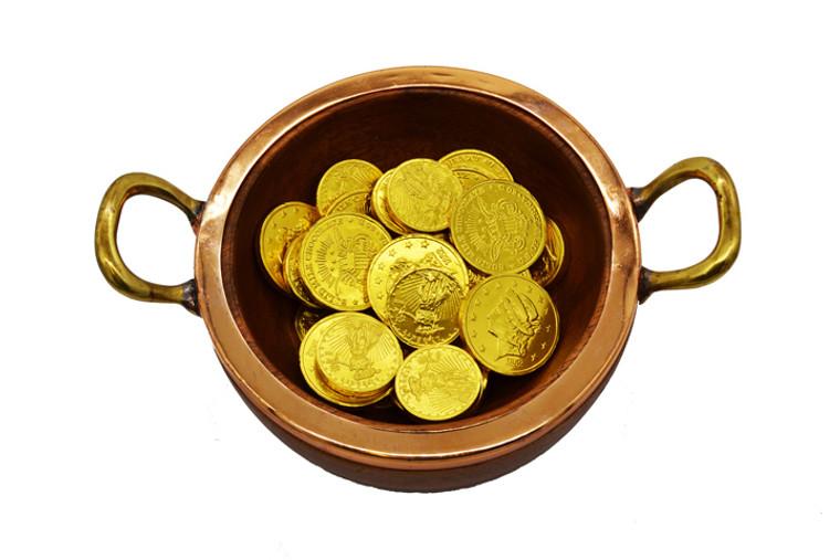 Platter's Milk Chocolate Gold Coins