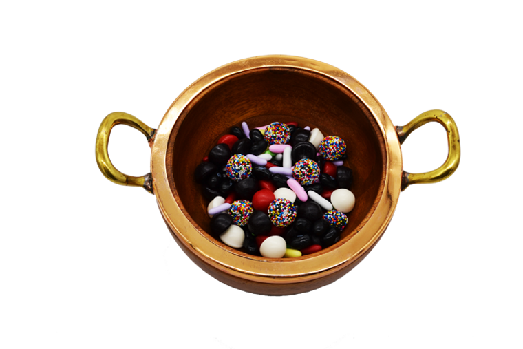 Plater's Chocolates Licorice Bridge Mix