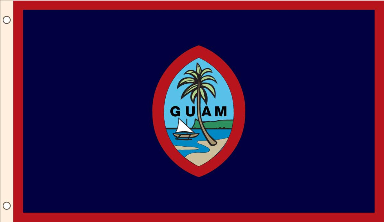 Guam Gifts Guam Product Flag Of The U S Territory Of