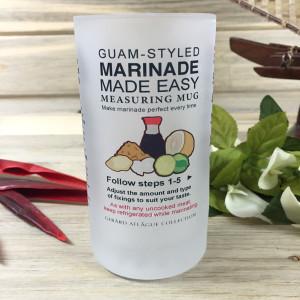 Guam-Styled Marinade Made Easy Measuring Mug