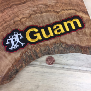 Guam Hieroglyphics Patch