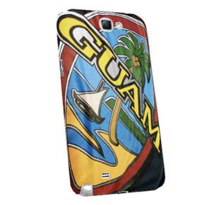 Modern Guam Seal Swatch Motif Samsung Phone Models